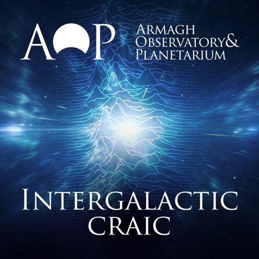 Cover art for podcast Intergalactic Craic
