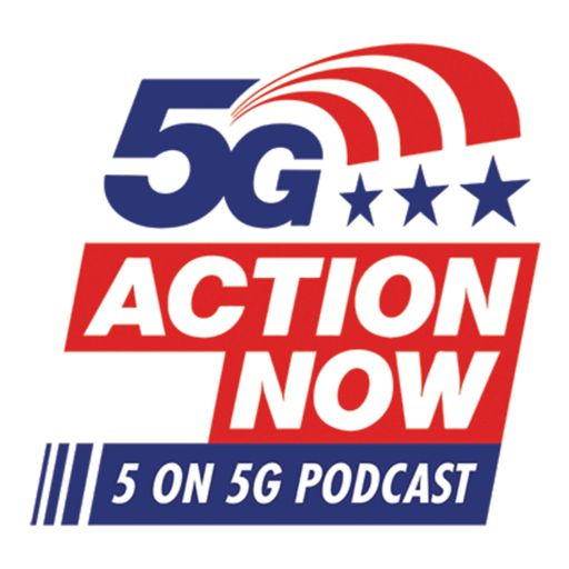 Cover art for podcast The 5 on 5G Podcast