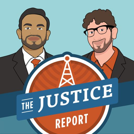 Cover art for podcast The Justice Report