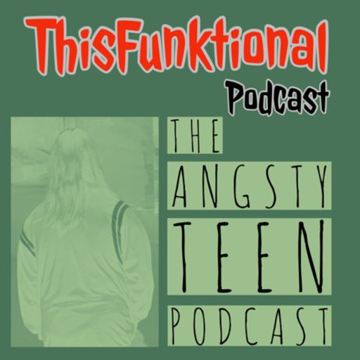 Cover art for podcast Angsty Teen