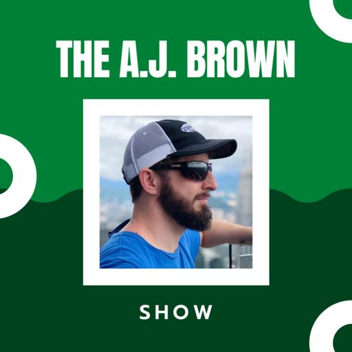 Cover art for podcast The A.J. Brown Show