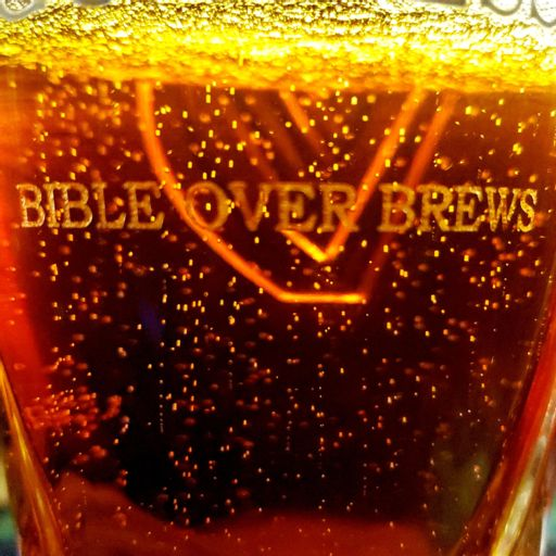 Cover art for podcast Bible over Brews
