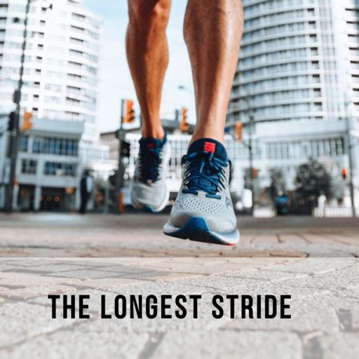 Cover art for podcast The Longest Stride