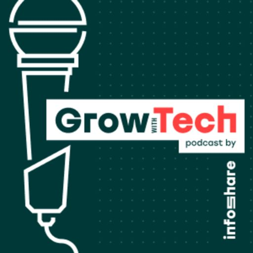 Cover art for podcast Grow with Tech podcast
