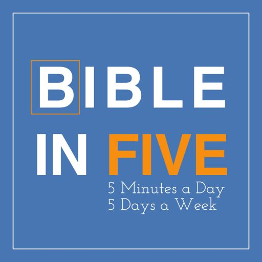 Cover art for podcast Bible in Five