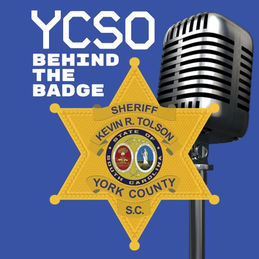Cover art for podcast YCSO: Behind the Badge