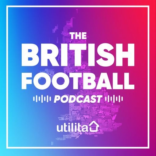 Cover art for podcast The British Football Podcast