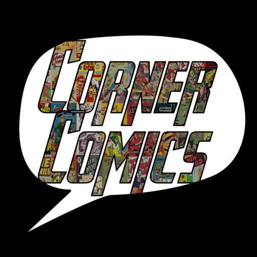 Cover art for podcast Corner Comics