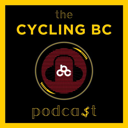 Cover art for podcast The Cycling BC Podcast