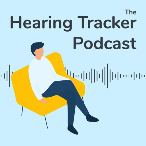 Cover art for podcast The Hearing Tracker Podcast