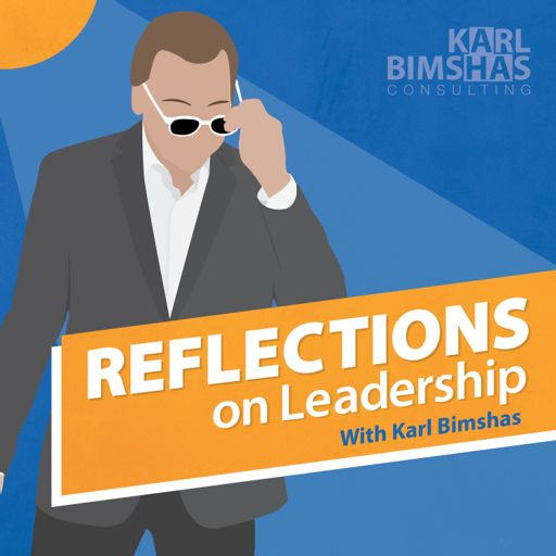 Cover art for podcast Reflections on Leadership