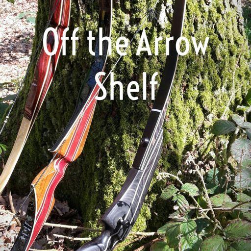 Cover art for podcast Off the Arrow Shelf