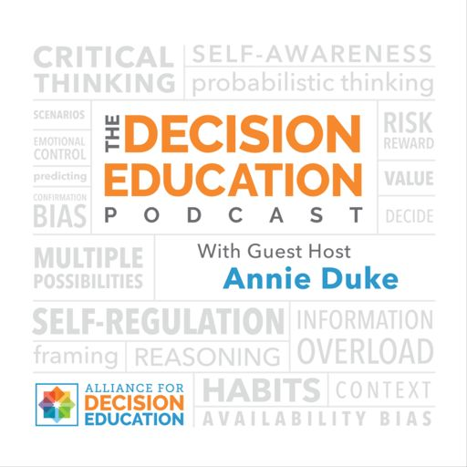 Cover art for podcast The Decision Education Podcast