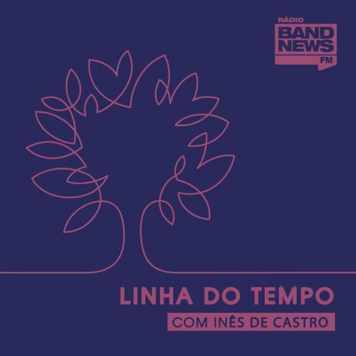 Cover art for podcast Linha do Tempo