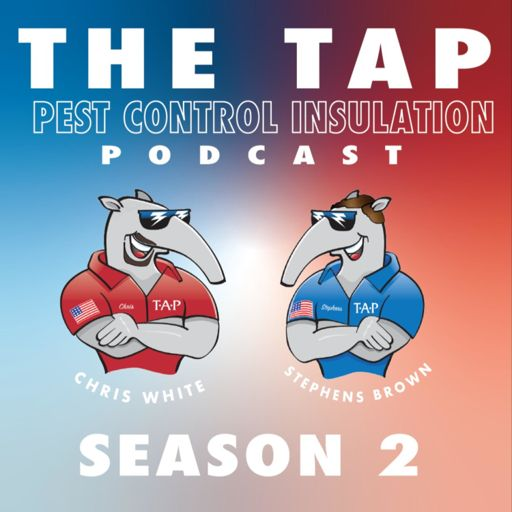 Cover art for podcast TAP Pest Control Insulation Podcast