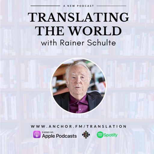 Cover art for podcast Translating the World