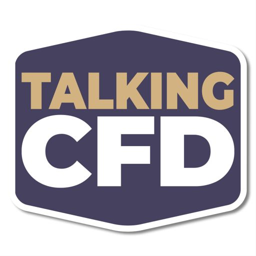Cover art for podcast Talking CFD
