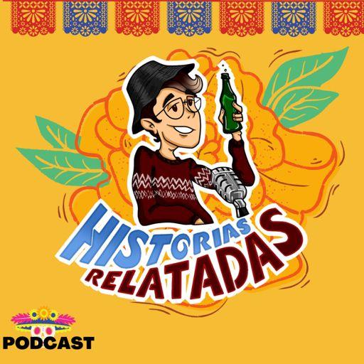 Cover art for podcast Historias Relatadas