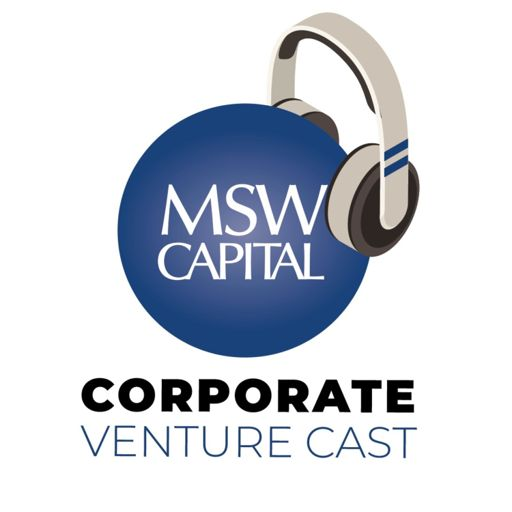 Cover art for podcast MSW Corporate Venture Cast