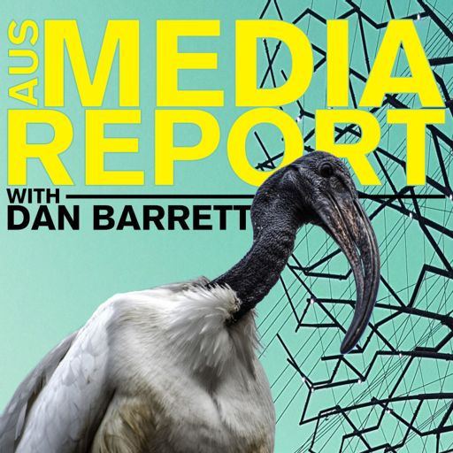 Cover art for podcast The Aus Media Report