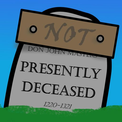 Cover art for podcast Not Presently Deceased | An Actual Play 5e D&D Adventure