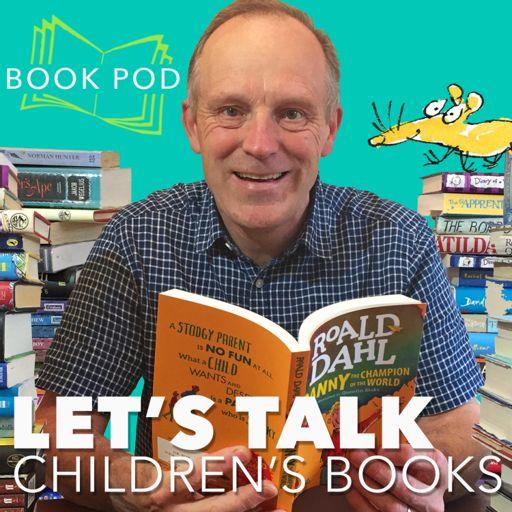 Cover art for podcast Let's Talk Children's Books