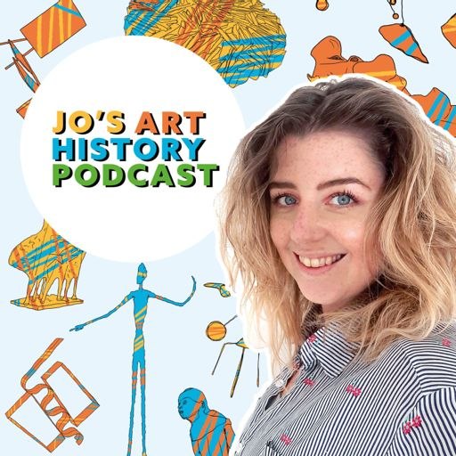 Cover art for podcast Jo's Art History Podcast