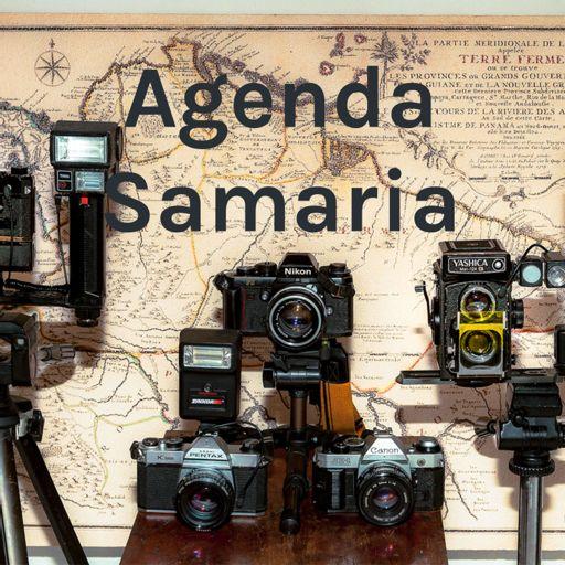 Cover art for podcast Agenda Samaria