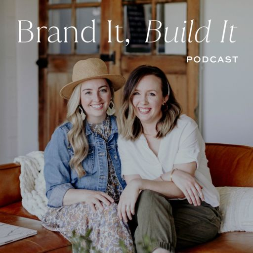 Cover art for podcast Brand It, Build It Podcast
