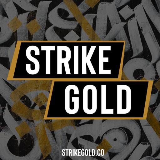 Cover art for podcast Strike Gold