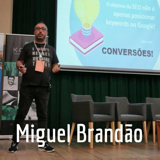Cover art for podcast Miguel Brandão