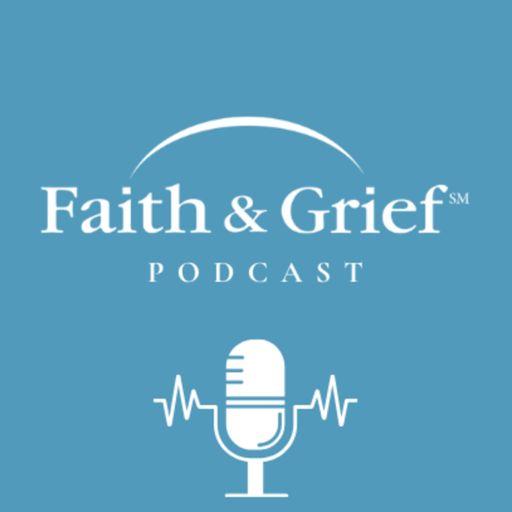 Cover art for podcast Faith & Grief Podcast