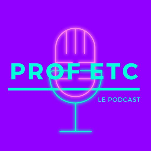 Cover art for podcast Prof Etc