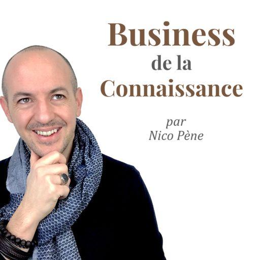 Cover art for podcast Business de la Connaissance