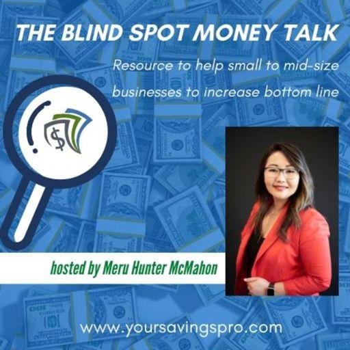 Cover art for podcast The Blind Spot Money Talk