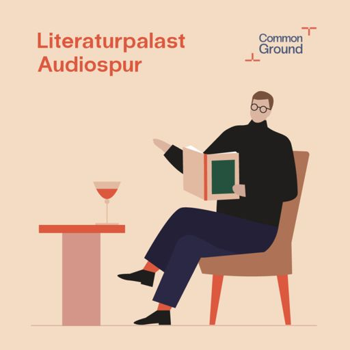 Cover art for podcast Literaturpalast Audiospur - Geschichten aus Südosteuropa