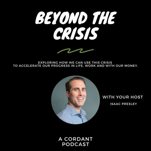 Cover art for podcast Beyond the Crisis