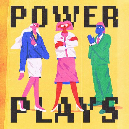 Cover art for podcast POWER PLAYS