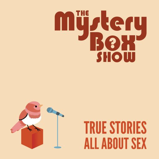Cover art for podcast The Mystery Box Show