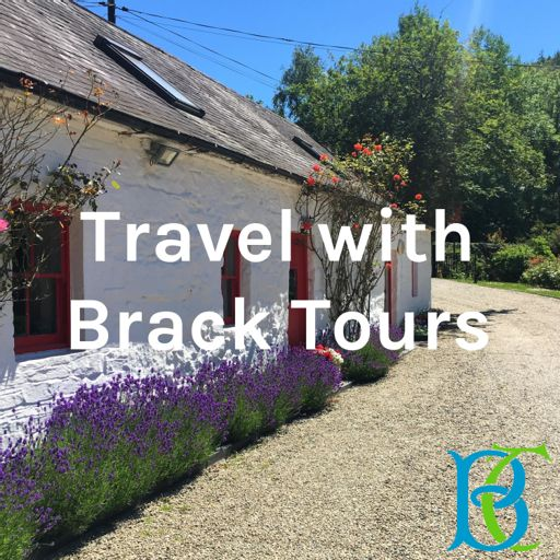 Cover art for podcast Travel with Brack Tours