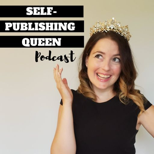 Cover art for podcast Self-Publishing Queen