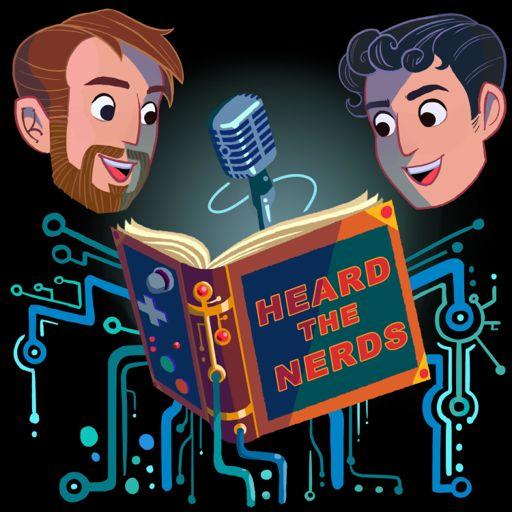 Cover art for podcast Heard The Nerds
