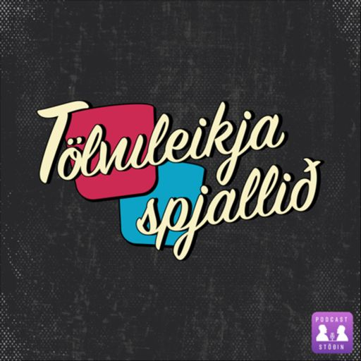 Cover art for podcast Tölvuleikjaspjallið