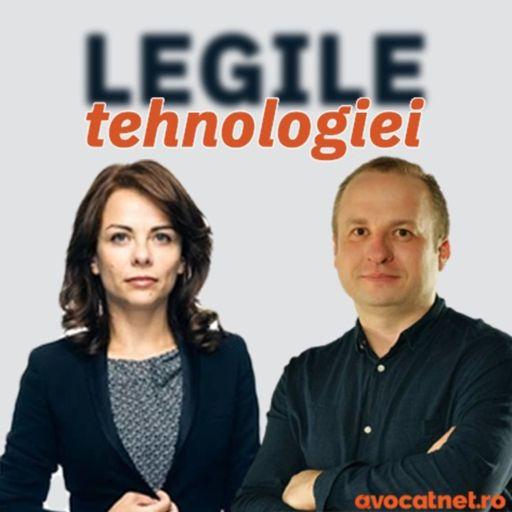 Cover art for podcast Legile Tehnologiei
