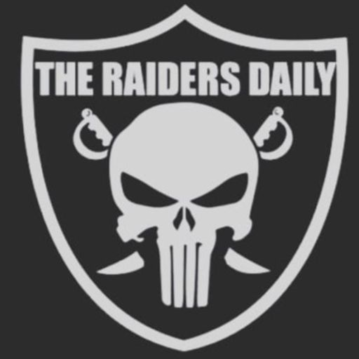 Cover art for podcast THE RAIDERS DAILY PODCAST