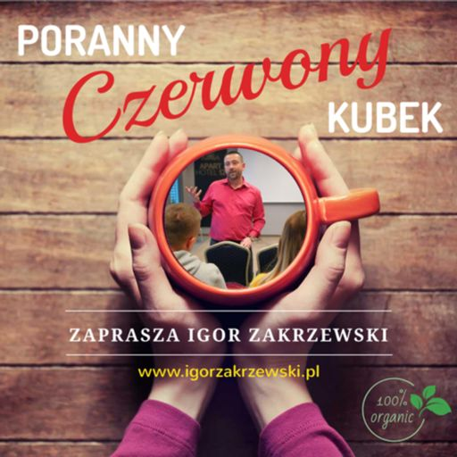 Cover art for podcast Poranny Czerwony Kubek
