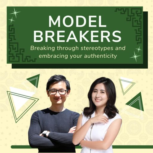 Cover art for podcast Model Breakers with Chris & Charlene