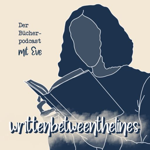 Cover art for podcast writtenbetweenthelines der Bücherpodcast