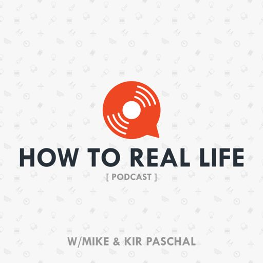 Cover art for podcast How to Real Life