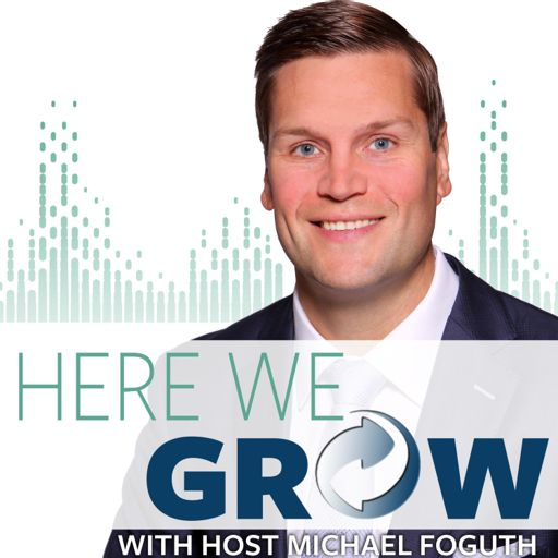 Cover art for podcast Here We Grow Show